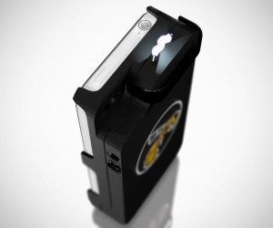 Stun Gun iPhone Case