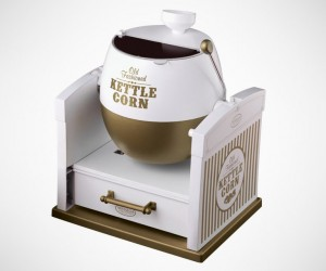 Old Fashioned Kettle Corn Maker