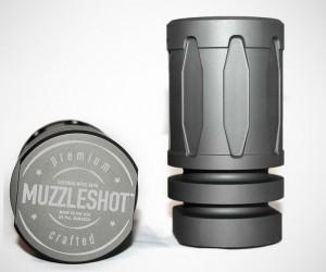 Muzzleshot Tactical Shot Glass