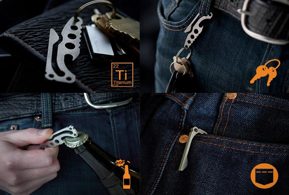 Pickpocket Bottle Opener