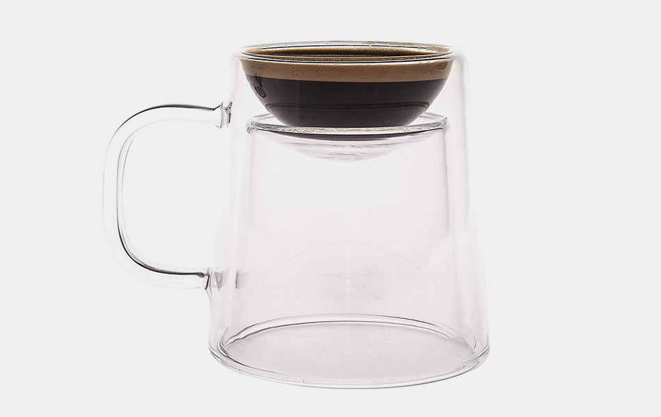 Double Shot Coffee/Espresso Mug