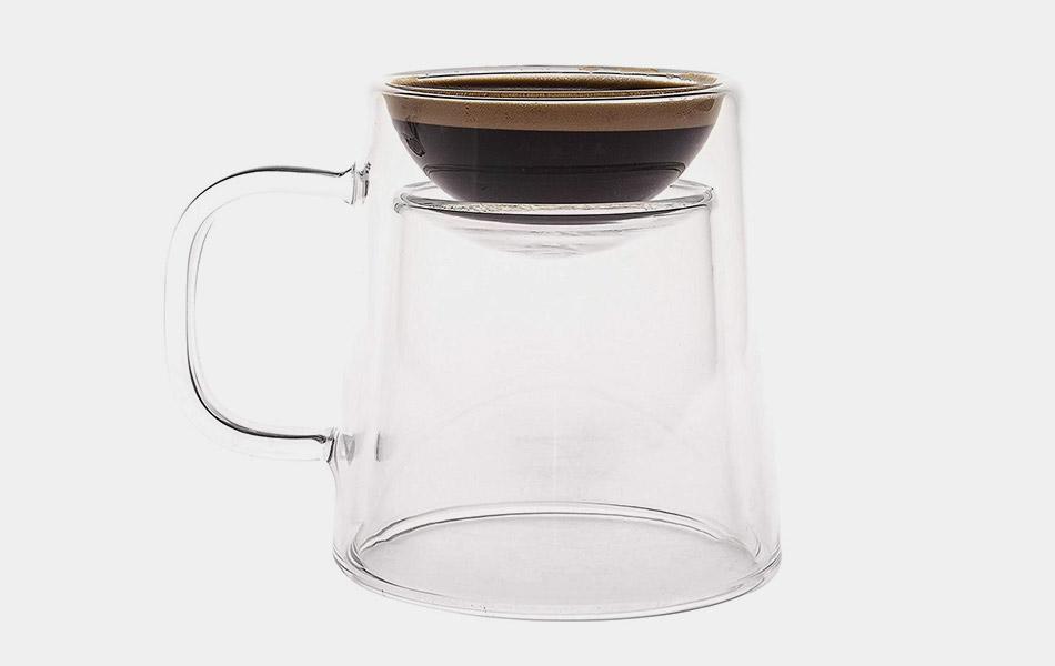 Double Shot Coffee/Espresso Mug