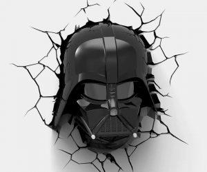 Darth Vader 3D Deco Light